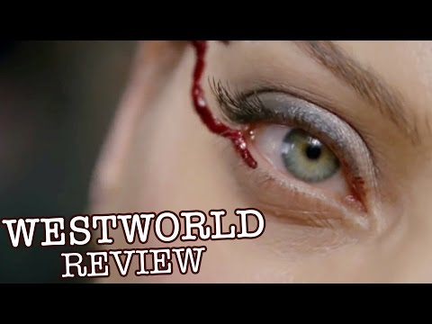 Westworld Review - Anthony Hopkins, Evan Rachel Wood, Ed Harris
