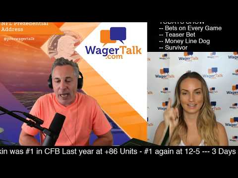 🏈 Prezidential Address with Kelly Stewart and The Prez ( NFL Week 3 Picks and Predictions )