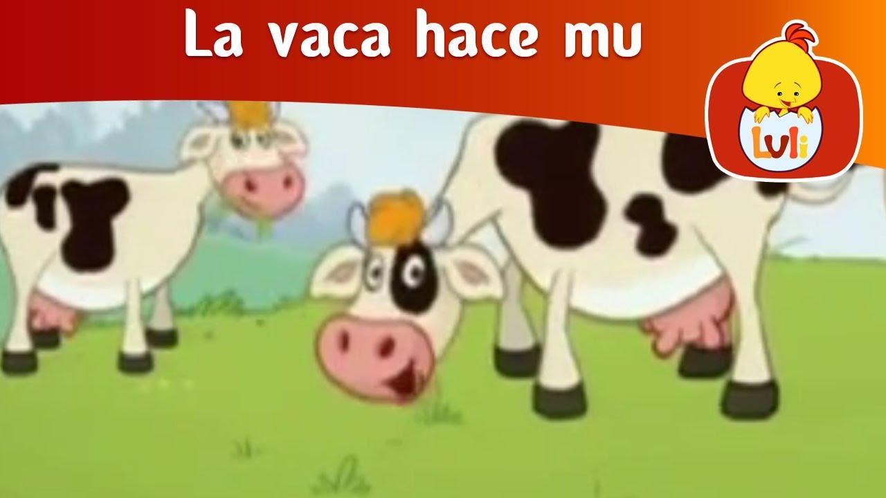 La vaca hace mu la vaca luli tv youtube - Que hace un humidificador ...