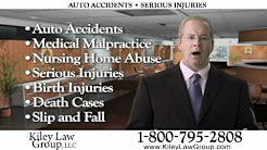 Injury Attorney Tom Kiley Helps Accident Victims