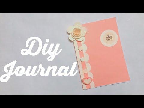 DIY Journal 📔 #CraftsCarnival #Easycraft #DIY Journal