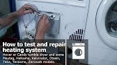 Resetting the Non-Resettable Thermostat in a Dryer - YouTube on