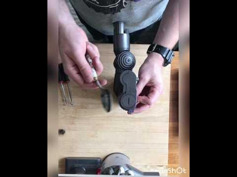 Dyson V6 Head Not Spinning Rotation Brush Bar Fluffy