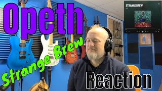 Opeth Strange Brew Reaction