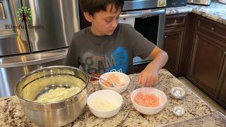 Michael's Bath Bombs for Blissful Seeds - Empowerment and Support for Individuals Living with Autism
