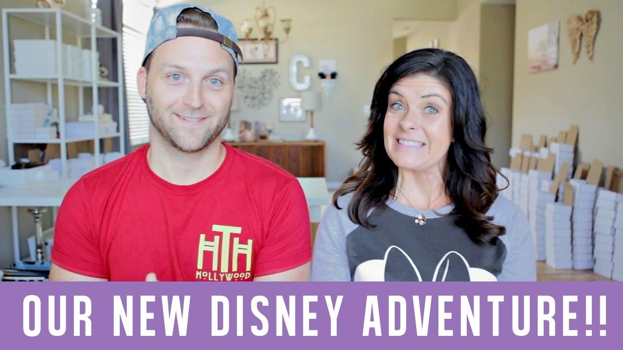 Our New Disney Adventure!!