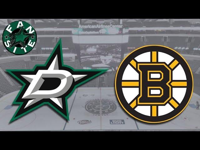 Dallas Stars @ Boston Bruins | 23 March 2018