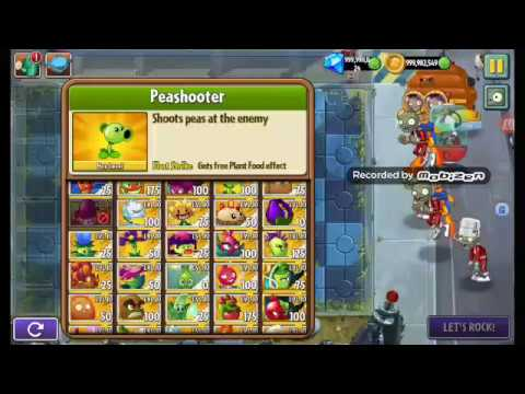 download game plants vs zombies 2 full hack