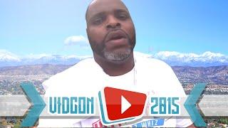 VIDCON 2015 (Foodie Fam Edition)