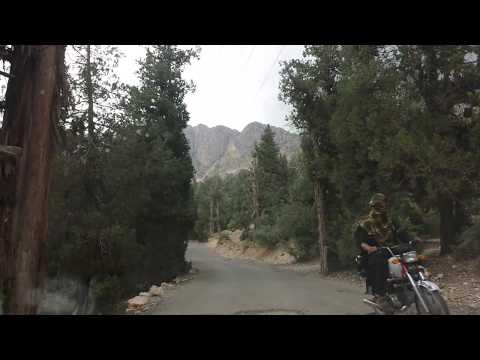 Domera to Ziarat Balochistan Pakistan