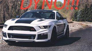 2015 Roush Supercharged Mustang GT Dyno Tuning @ ID-MOTORSPORTS