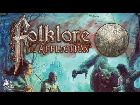 11-Настольная игра Фольклор: Скорбь (Folklore: The Affliction). История 3. Прохождение 10