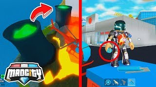 NUCLEAR SHOCK AND NEW DROPS (NEW UPDATE) ROBLOX MAD CITY