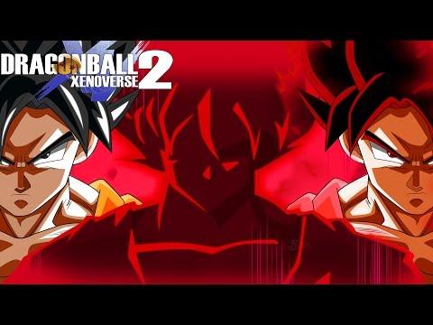 GOKU'S NEW FORM?! Beyond Super Saiyan God? Goku Vs Universal Warriors | Dragon Ball Xenoverse 2 Mods