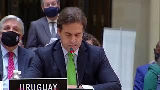 Presidente de URUGUAY le dice la VERDAD al DICTADOR CUBANO Díaz Canel!