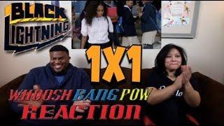 "Black Lightning 1x1 ""The Resurrection"" Reaction and Recap"