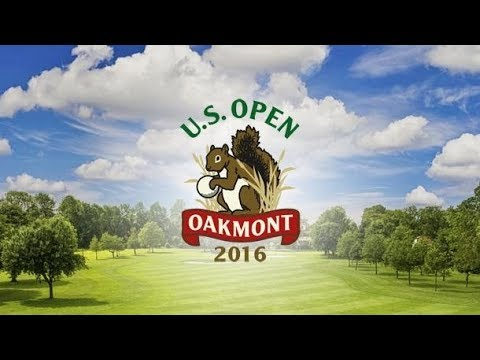 2016 US Open Golf Championship Final Round Part 1
