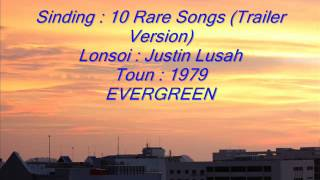 Justin Lusah 10 Sinding Rare Version Album 1979 Trailer
