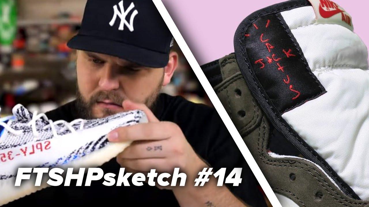 RESELL STRÁNKY BE LIKE / FTSHPsketch #14