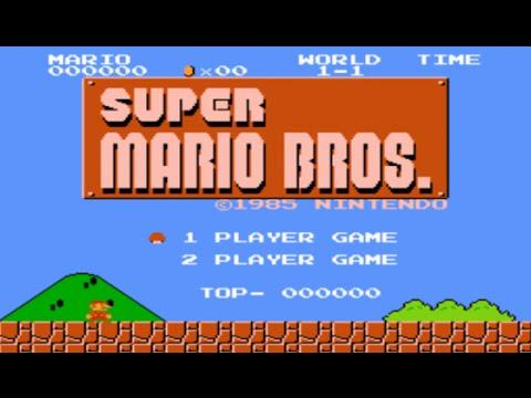 Полное прохождение (((Dendy))) Super Mario Bros / Супер Марио