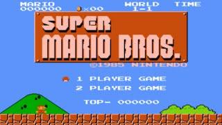Полное прохождение Dendy Super Mario Bros Супер Марио