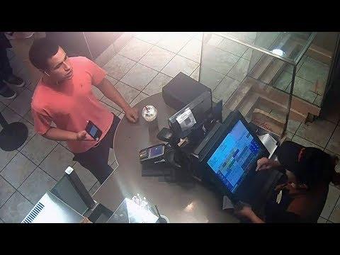 Customer has meltdown after 'incorrect' order at Tim Hortons