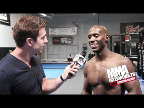 Jason Manly Talks About Fight Against Jorge Valdez At Bamma USA On July 13th