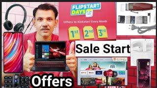 Flipstart Days Sale 2020 :- Mo…