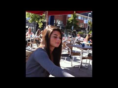 Shopping in Hilversum (first iPhone video)