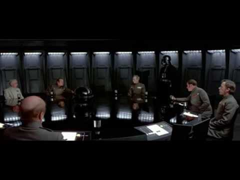 The Death Star scene (With Blue Harvest Audio)