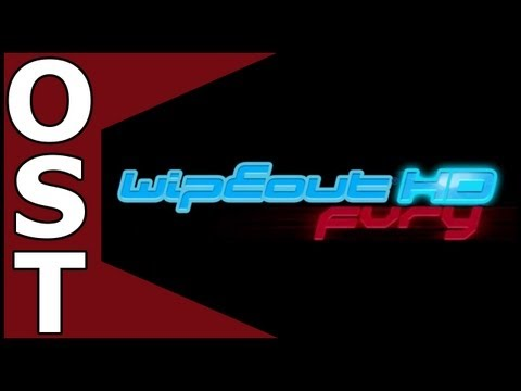 WipEout  & Fury OST ♬ Complete Original Soundtrack