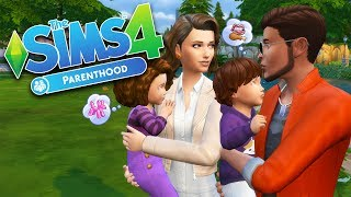 MEET THE HOBBS FAMILY | The Sims 4 Parenthood Ep.1