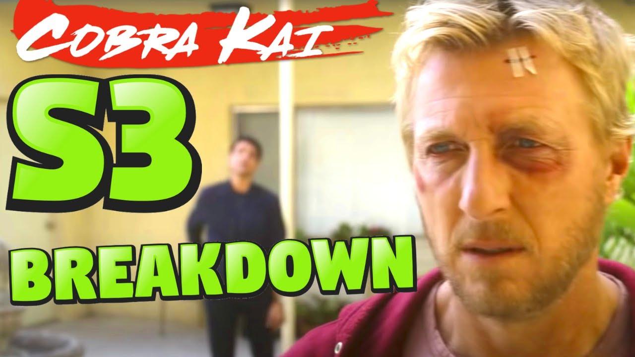 Download COBRA KAI SEASON 3 JOHNNY AND DANIEL SCENE (FULL BREAKDOWN!!)
