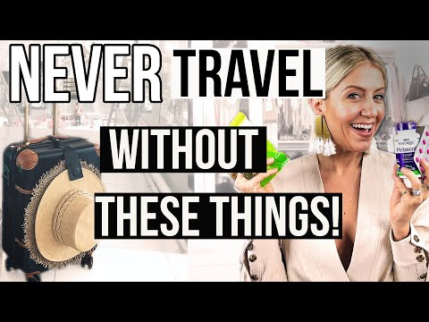 TOP 10 Travel Tips!