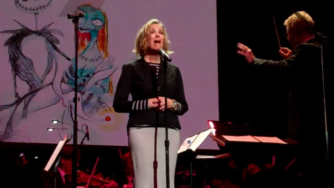 Sally Song sung Live by Catherine O'Hara at Nokia Theatre L.A. ...