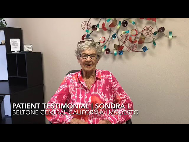 Beltone hearing aids are what you need! (Modesto)