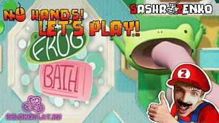 Frog Bath Gameplay (Chin & Mouse Only)