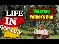 GERMAN TRADITIONS 👪 'Vatertag' - The celebration of  Father's Day in Germany! | VlogDave