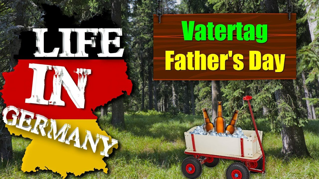 Fathers Day Germany