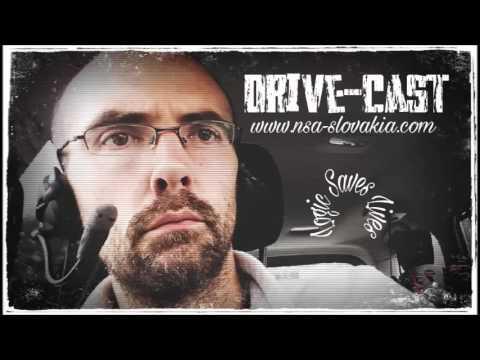 Drive-cast:  001 - Welcome to Slovakia