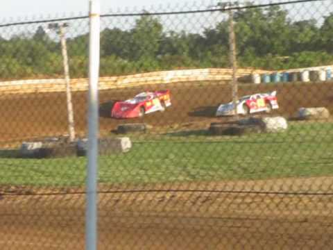 Lakeville Speedway July 2 2010 Heat #2