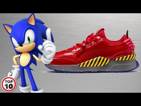 Top 10 Sonic Collectibles