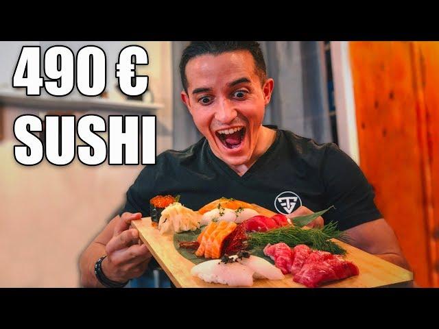 SUSHI 2€ VS SUSHI 490€