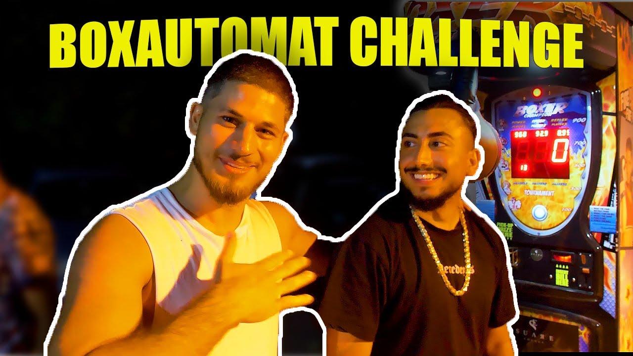 Boxautomat Challenge vs Brado428 #vlog l YaviTV