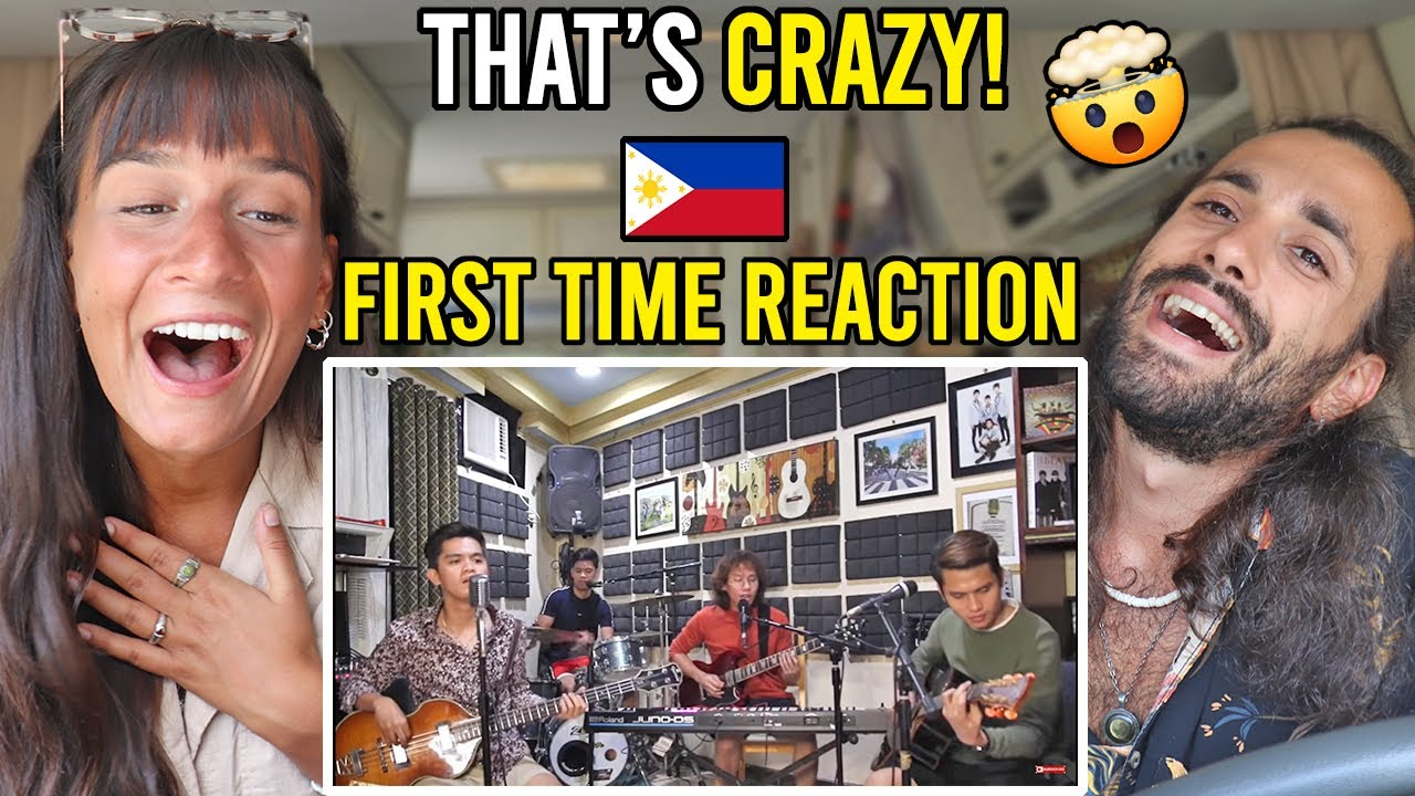 FILIPINO REO BROTHERS - The Beatles of the PHILIPPINES? (INSANE Reaction)