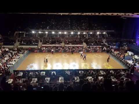 Dance Masters 2018   WDSF World Open Latin Finals Samba