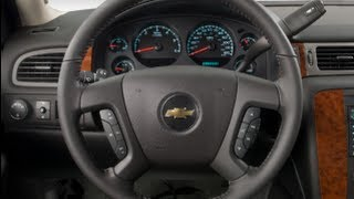 How to Reset the Oil Life on a Chevy Avalanche
