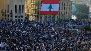 Lübnan'da 'Hesap Günü' protestoları: Başbakan Diyab erken seçimi işaret etti