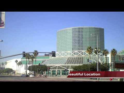 los angeles convention center convention center hotel. Black Bedroom Furniture Sets. Home Design Ideas