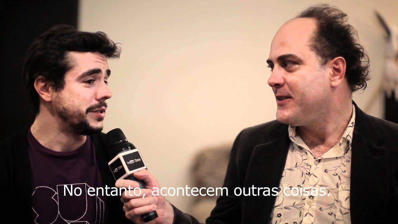 Festival de Gramado - Entrevista com Javier Drolas, de ...